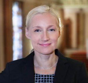 Martina Zander-Rade, Stellvertretende Vorsitzende